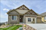 New Homes in Colorado Springs Colorado CO - Northgate Estates Model by Hammer Homes, Inc