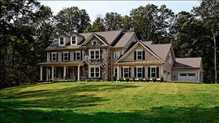 New Homes in Maryland MD - Long Meadows at Davis Mill by Mitchell & Best Homes