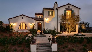 New Homes in California CA - Upper Cielo by California West