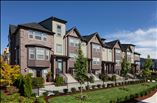 New Homes in Seattle Washington WA - The Brownstones at Issaquah Highlands by Polygon Northwest
