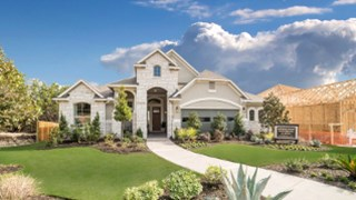 New Homes in Texas TX - Chesmar Homes 60s at Rancho Sienna by Newland Communities