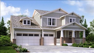 New Homes in Colorado CO - The Grand Collection by Lennar Homes