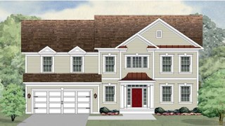 New Homes in - Estates at Falls Grove by Comstock Homebuilding