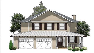 New Homes in Alabama AL - Stone Creek by Holland Homes