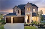 New Homes in Dallas Texas TX - Canyon Falls - Uplands Collection by Meritage Homes