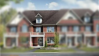 New Homes in Ontario ON Canada - Impressions Of Kleinburg 23' Lane Towns by Arista Homes
