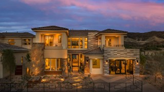 New Homes in Las Vegas Nevada NV - Lago Vista by William Lyon Homes