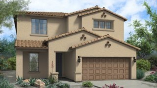 New Homes in Goodyear Arizona AZ - Glen River at Canyon Trails by AV Homes