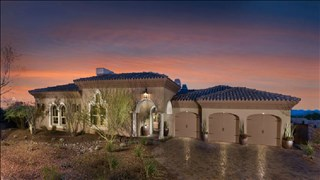 New Homes in Scottsdale Arizona AZ - Rosewood at Sierra Boulders by Rosewood Homes