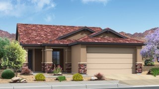 New Homes in Phoenix Arizona AZ - Parke at Laveen Meadows by Elliott Homes