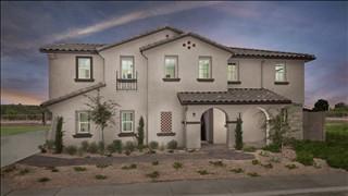 New Homes in Gilbert Arizona AZ - Copper Ranch Villas by KB Home