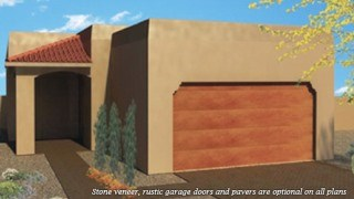 New Homes in Tucson Arizona AZ - Mariposa Trail II by A.F. Sterling Homes