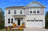New Homes in Raleigh Durham North Carolina NC - Langston Ridge by Chesapeake Homes