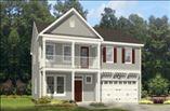 New Homes in Raleigh Durham North Carolina NC - Langston Ridge by Chesapeake Homes