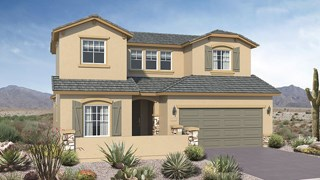 New Homes in Goodyear Arizona AZ - Canyon Trails - Skyline by Pulte Homes