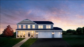 New Homes in Chaska Minnesota MN - Founder's Ridge by K. Hovnanian Homes