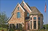 New Homes in Dallas Texas TX - The Ridge at Indian Creek by Grand Homes