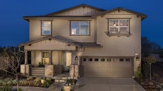 New Homes in California CA - Madison at Fair Oaks by MBK Homes