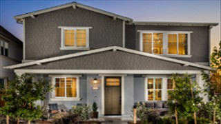 New Homes in California CA - The Cannery - Persimmon by Shea Homes