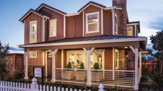 New Homes in - Heritage at Hansen Village  by Woodside Homes