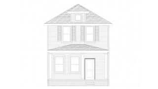 New Homes in Raleigh Durham North Carolina NC - Fresh Paint by Garman Homes at Wendell Falls by Newland Communities