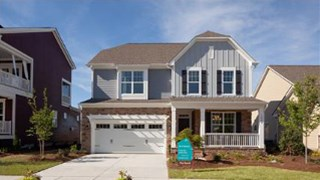New Homes in North Carolina NC - M/I Homes at Wendell Falls by Newland Communities