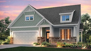 New Homes in Raleigh Durham North Carolina NC - M/I Homes at Wendell Falls by Newland Communities