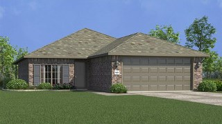 New Homes in Texas TX - Milwaukee Ridge by Betenbough Homes