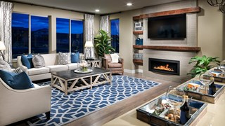 New Homes in - Candelas Valley View by William Lyon Homes