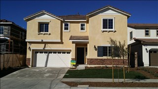 New Homes in Fontana California CA - Alder Pointe and Cypress Pointe by D.R. Horton
