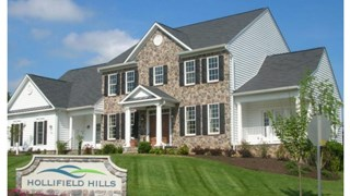 New Homes in Maryland MD - Hollifield Hills by Columbia Builders