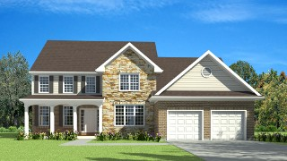 New Homes in Ohio OH - Washington Trace by Oberer Homes