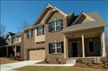 New Homes in Atlanta Georgia GA - Brookside Crossing by Richardson Housing Group
