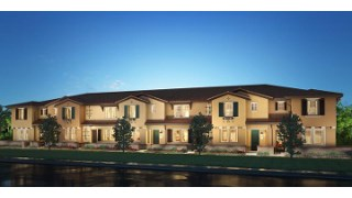 New Homes in California CA - Sedona at Parkside by TRI Pointe Homes