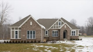 New Homes in Indiana IN - Twin Oaks by David Weekley Homes
