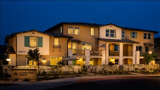 New Homes in Huntington Beach California CA - Coastal Walk by Olson Homes