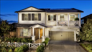 New Homes in Orange County California CA - Huntley at Greenwood by Brookfield Residential