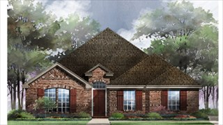 New Homes in Dallas Texas TX - Meadow Creek Estates by Antares Homes