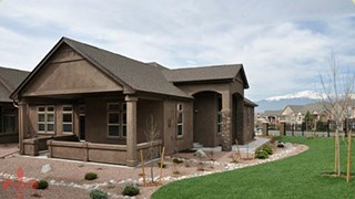 New Homes in Colorado Springs Colorado CO - Carriages at Briargate by Classic Homes