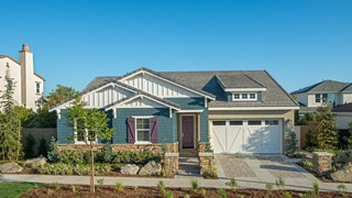 New Homes in California CA - Rosemont at Beacon Park by K. Hovnanian Homes
