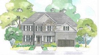 New Homes in Georgia GA - Preserve at Reed Mill by Edward Andrews Homes