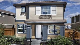 New Homes in Dublin California CA - Capri at Jordan Ranch by Brookfield Residential