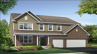 New Homes in Illinois IL - Heatherfield by K. Hovnanian Homes