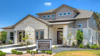 New Homes in Texas TX - CastleRock Communities at Rancho Sienna by Newland Communities