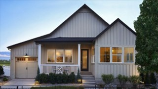 New Homes in Colorado CO - Brighton Crossing  by Brookfield Residential