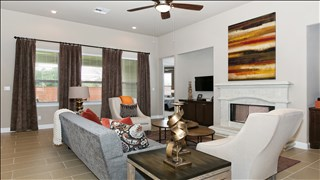 New Homes in San Antonio Texas TX - Blanco Vista by Brohn Homes