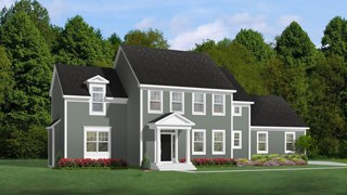 New Homes in Connecticut CT - Bridgewater Estates by Sunwood Home Builders