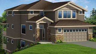 New Homes in Seattle Washington WA - Varney at Newcastle by Schneider Family Homes