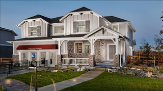 New Homes in - The Lakes at Centerra by Village Homes