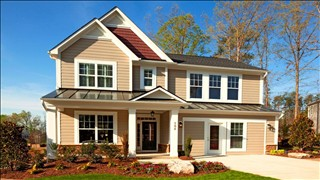 New Homes in Raleigh Durham North Carolina NC - Woodcreek by M/I Homes